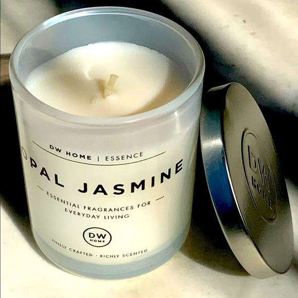 DW HOME CANDLE OPAL JASMINE RICHLY SCENTED MINI